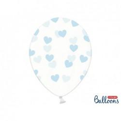 Balon 30cm przezroczysty w...