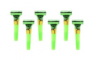 Trąbka metaliczna zielona 6...