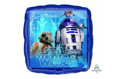 Balon foliowy 17 Star Wars...