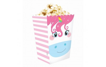 Pudełka na popcorn...