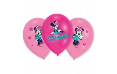 Balon 11 Myszka Minnie 6 szt.