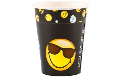 Kubek papierowy Smiley...