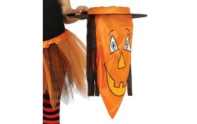 Worek z dynią na cukierki 40cm
