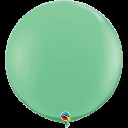 Balon 1M zielony pastelowy...