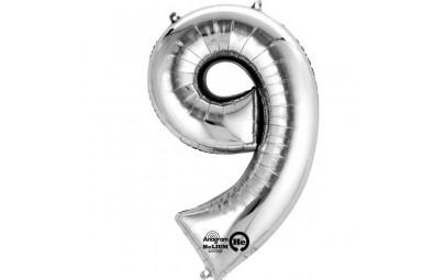 Balon foliowy 16 cyfra 9...