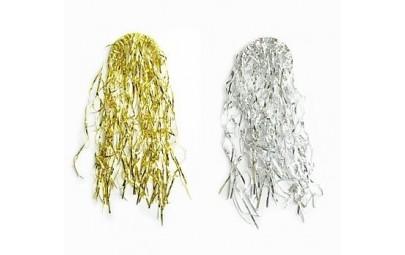 Tiara Tinsel złota/srebrna