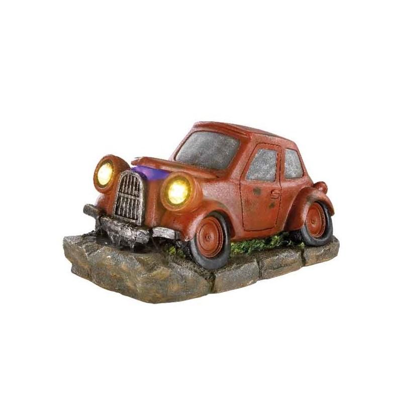 Fontanna samochód z podświetleniem led 73x38,5x36cm