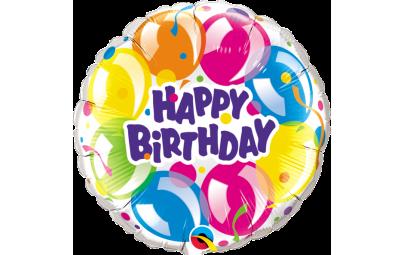 Balon foliowy 18 urodzinowy...
