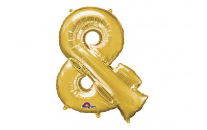 Balon foliowy 38 symbol &...