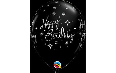 Balon 11 Happy Birthday...