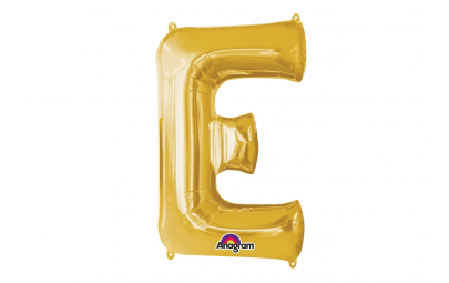 Balon foliowy 32 litera E...