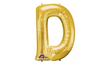 Balon foliowy 33 litera D...