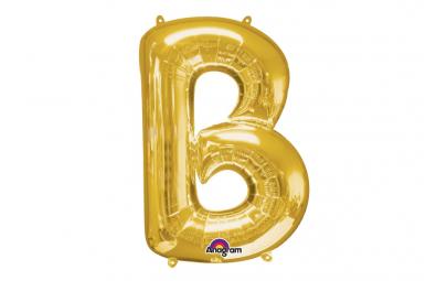 Balon foliowy 34 litera B...