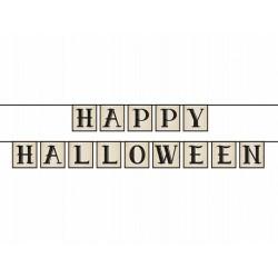 Baner Happy Halloween 14x210cm