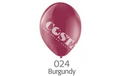 Balon D5 burgundy - burgund...