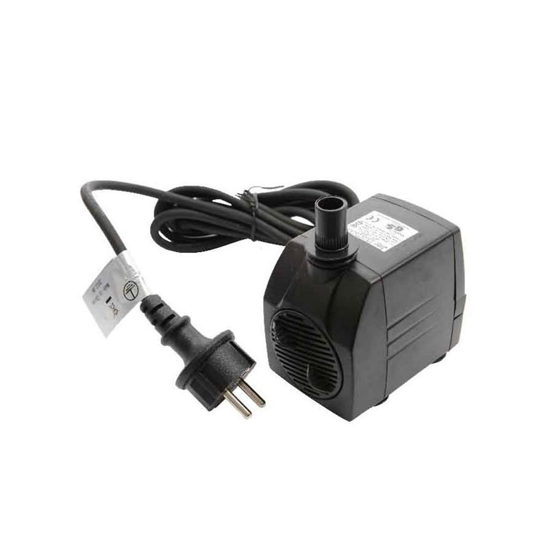 Pompa zapasowa do fontanny z automatycznym wyłączaniem 20x9x16cm