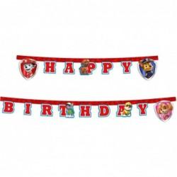Baner urodzinowy Paw Patrol...