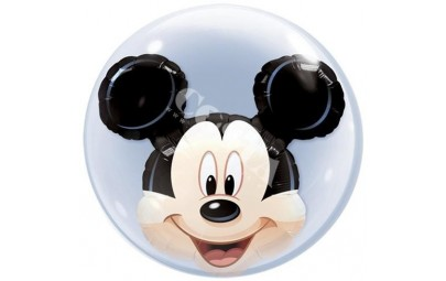 Balon 22 myszka mickey bubble
