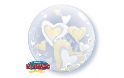 Balon 24 białe i ekri...