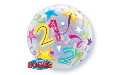 Balon 22 21 błyszczące...