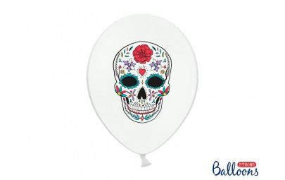 Balon Dia de los Muertos...