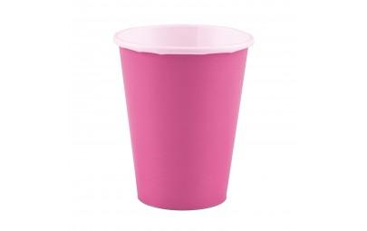 Kubek papierowy różowy...