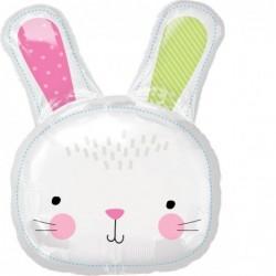 Balon foliowy Hello Bunny...