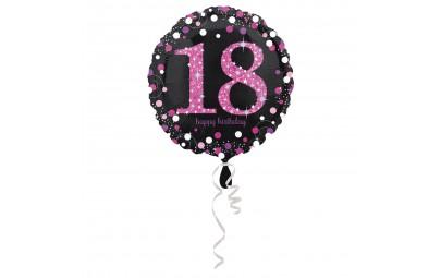 """Balon foliowy 18""""okrągły..."""
