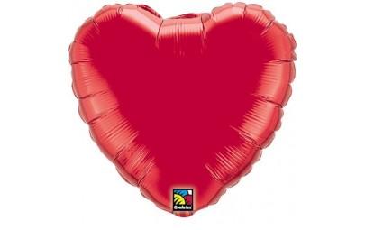 Balon foliowy 36 serce...