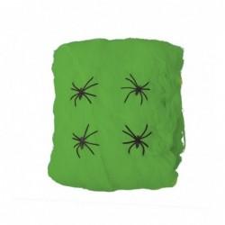 Pajęczyna zielona sztuczna...