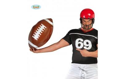 Dmuchaniec piłka rugby 40cm