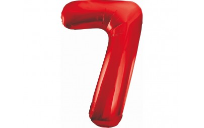 """Balon foliowy 36""""cyfra 7..."""