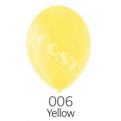 Balon B85 yellow - żółty...