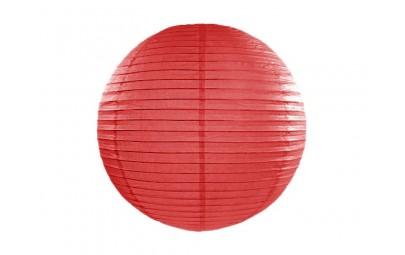 Lampion papierowy czerwony...