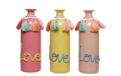 Butelka szklana Love...