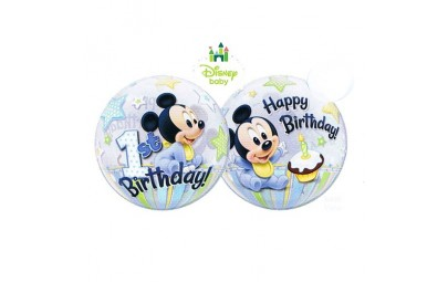 Balon 22 Mickey Mouse b-day...
