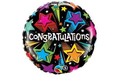 Balon 18 gratulacje...