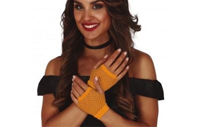 Rękawiczki z siatki bez...