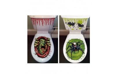 Dekoracja na WC