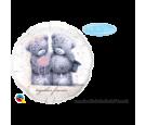 Balon foliowy 18 Tatty Teddy Together Forever