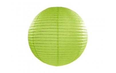 Lampion papierowy zielone...