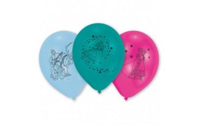 Balon 10 Kraina Lodu 10 szt.