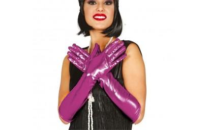 Rękawiczki metaliczne...