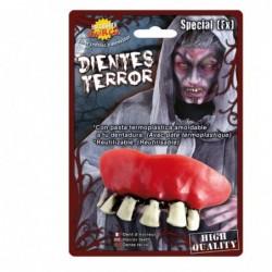 Zęby zombie termoplastyczne