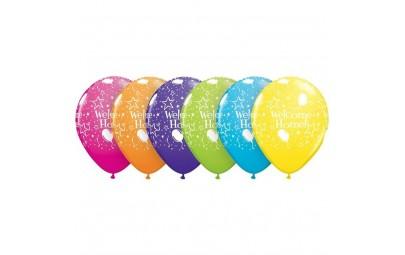 Balon 11 gwiazdy Welcome...