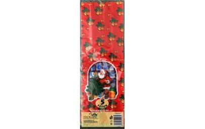 Torba świąteczna 19x40cm
