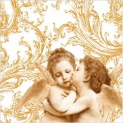 Serwetka Sweet Angels złota...