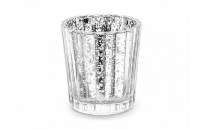 Świecznik srebrny 6cm
