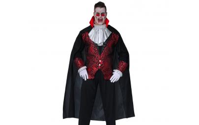Peleryna wampira czarna 140cm