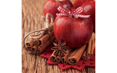 Serwetka Christmas Apple...